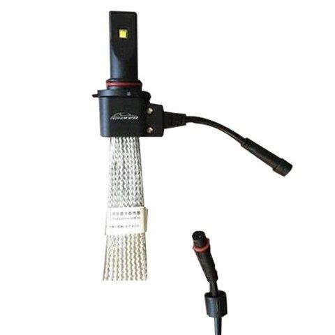 Набор светодиодного головного света UP-5HL-H11W-CR-2500Lm (H11, 3000 лм, холодный белый) Превью 1