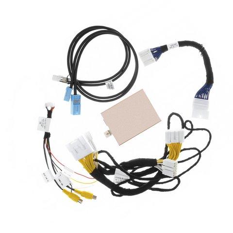Адаптер під'єднання камери заднього та переднього виду для Lexus із системою GEN8 13CY/15CY Прев'ю 6