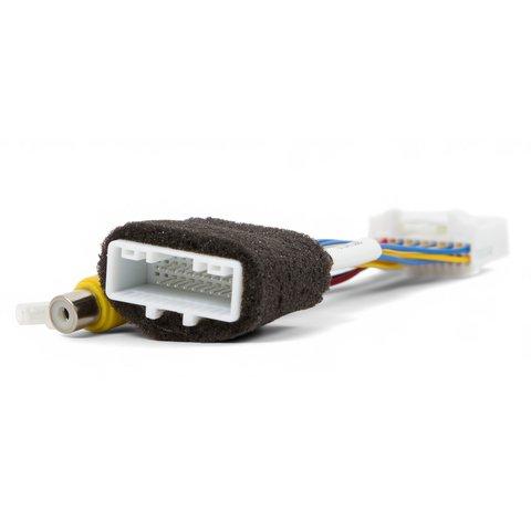 Кабель для подключения камеры к монитору Toyota Touch 2 / Entune / Link Превью 1