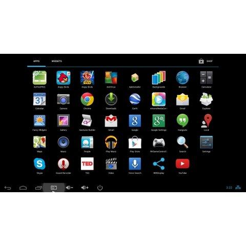 Reproductor multimedia basado en Android Minix Neo X5mini Vista previa  5