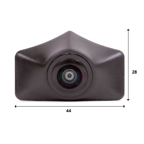 Front View Camera for Audi A6 (4F / 4G) 2012-2015 YM Preview 1
