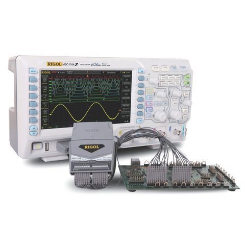 Цифровий осцилограф RIGOL DS1074Z Plus Прев'ю 4
