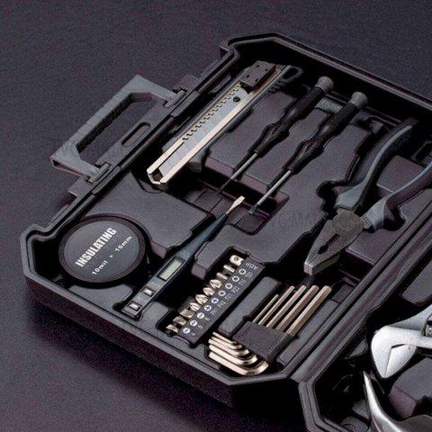 Набір інструментів Xiaomi Jiuxun Tools Toolbox Pro для дому (60 шт.) Прев'ю 10