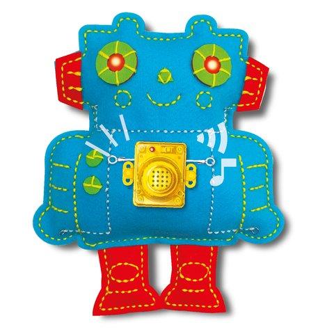 STEAM-набор 4M Сшей робота 00-04911 Превью 2