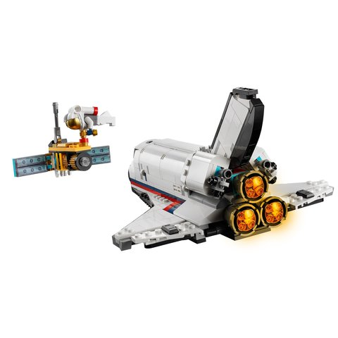 Конструктор LEGO Creator Пригоди на космічному шатлі 31117 Прев'ю 5