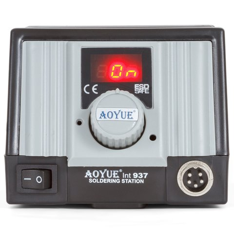 Soldering Station AOYUE 937 Preview 1