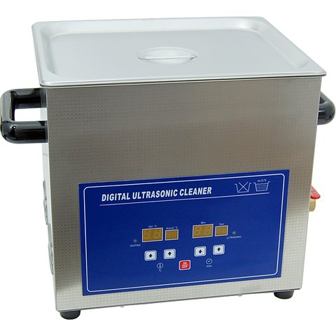 Ultrasonic Cleaner Jeken PS-40A Preview 2
