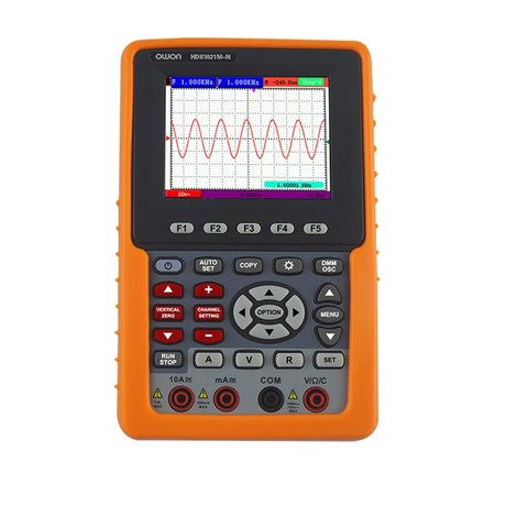 Handheld Digital Oscilloscope OWON HDS1021M-N - Preview 2