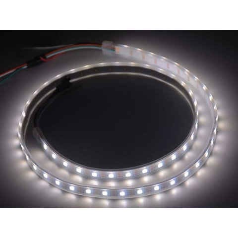 LED Strip SMD5050 SK6812 (1800-7000 K, white, with controls, IP67, 5 V, 60 LEDs/m, 5 m) Preview 2